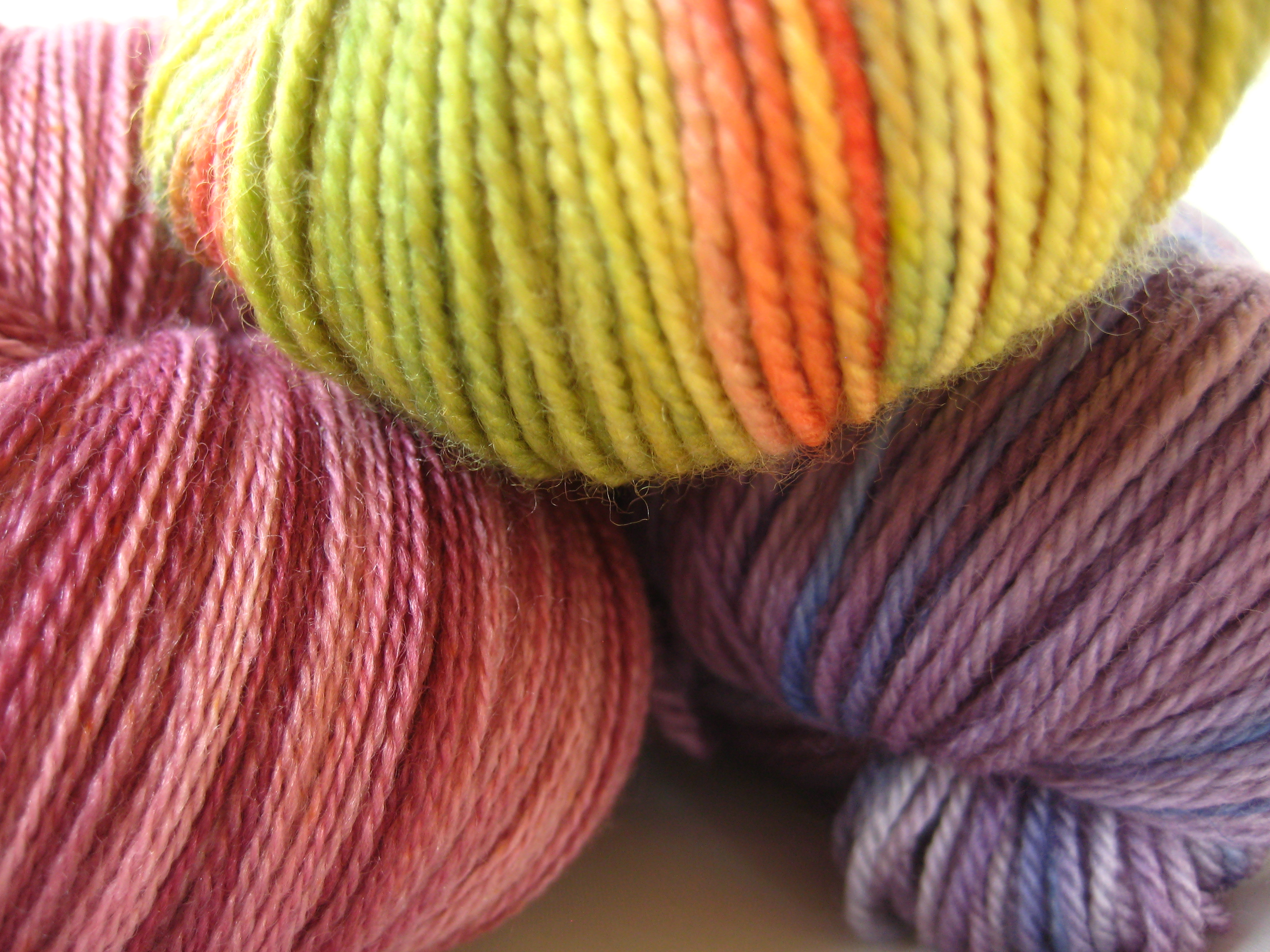 Choosing the Right Knitting Pattern for Hand-Dyed Yarns, Take 2 ...