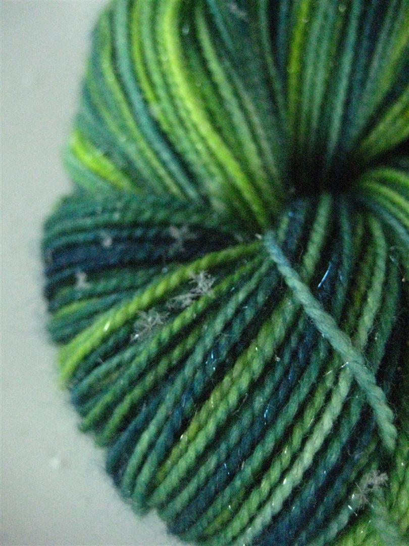 yarn, fingering, superwash merino, sparkle, sock yarn
