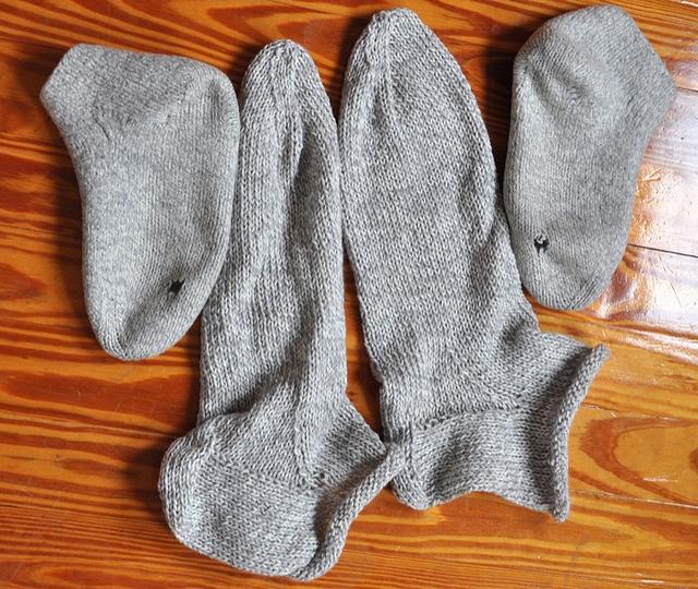 knitting, sock knitting, felting, fuzzy feet