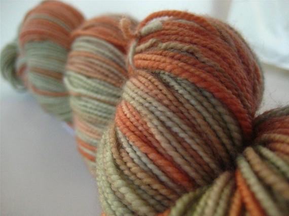 sock yarn, yarn, hand-dyed, handdyed, wool, knitting, crochet
