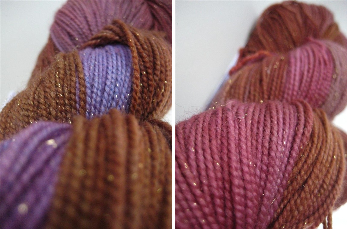 yarn, sock yarn, hand-dyed