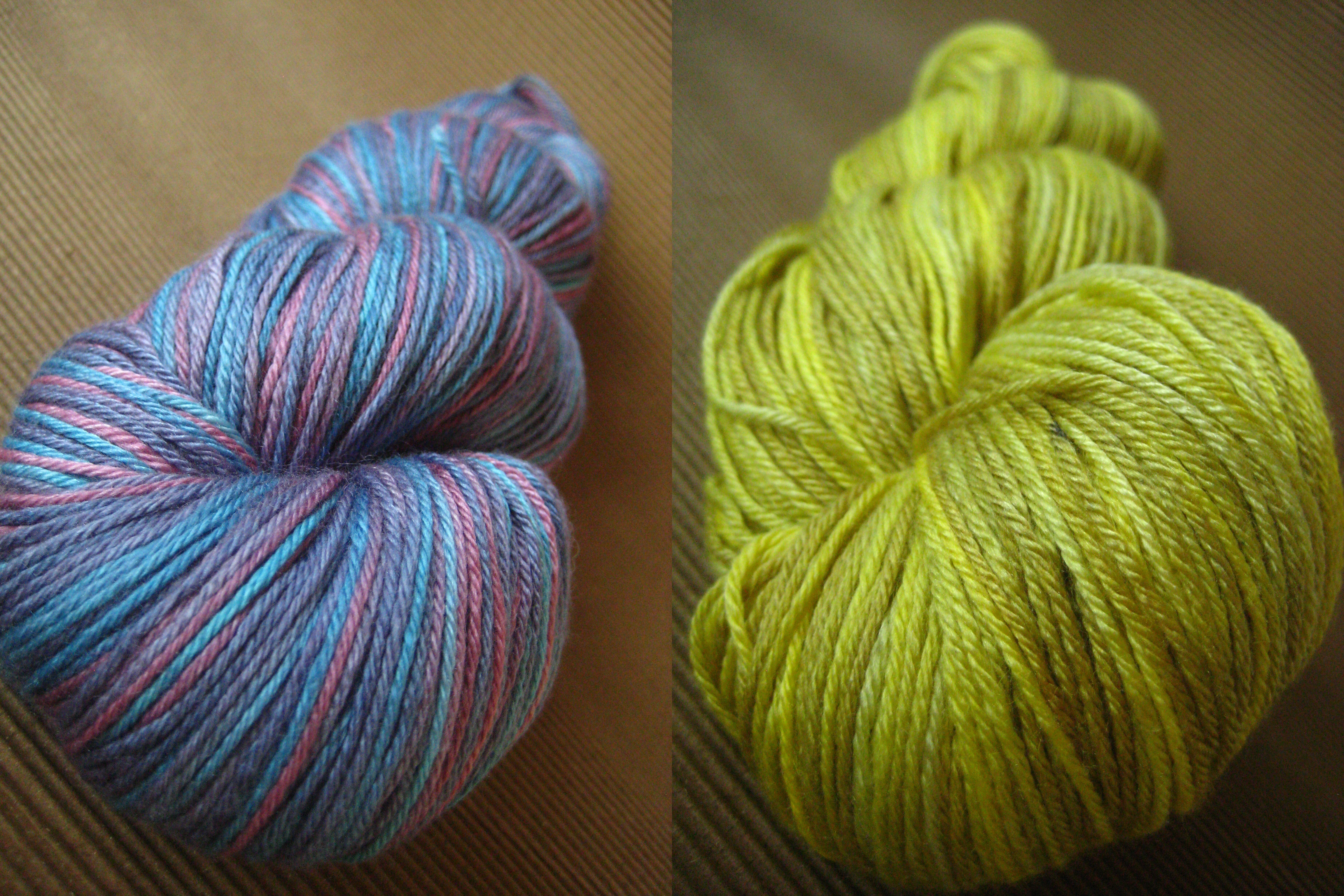 yarn, knitting, hand-dyed, indie dyer,