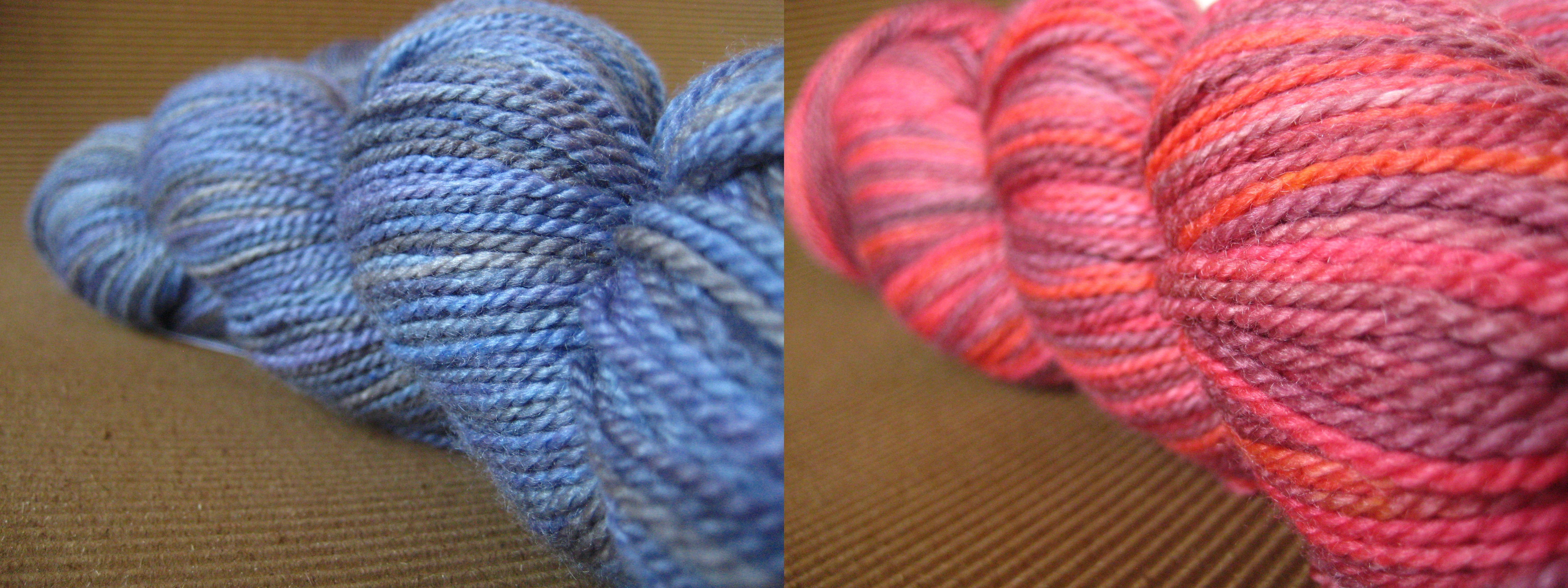 yarn, knitting, hand-dyed, indie dyer