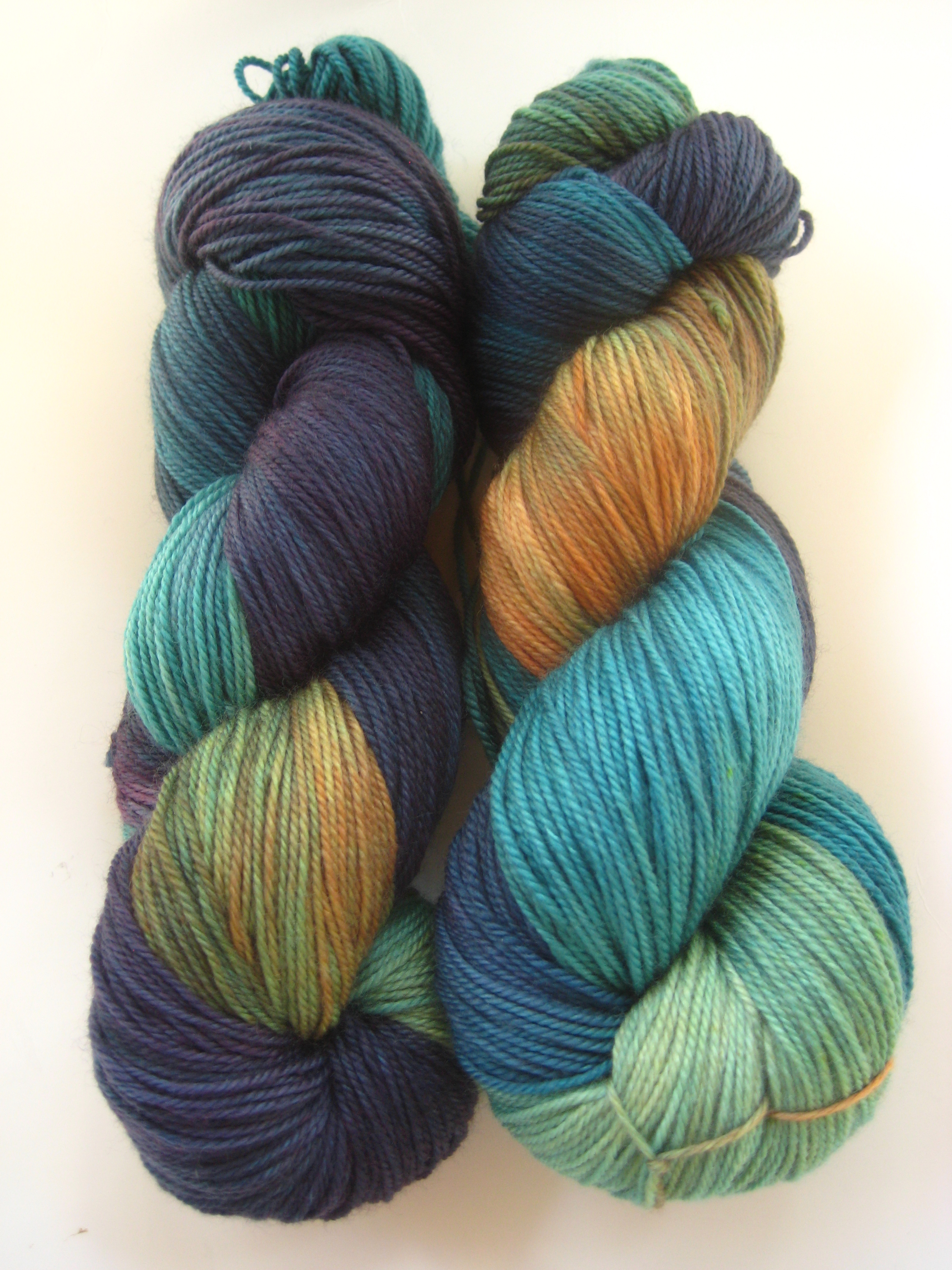 yarn, knitting, crochet, sock yarn, spacecadet, space cadet, hand dyed, indie dyer